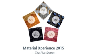 Thema Material Xperience 2015: The Five Senses