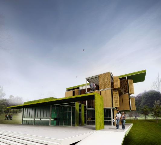 Green Building Lab / Groen BouwLab