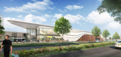 Artist impression (bron Mall of the Netherlands):