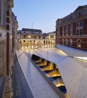 V&A Exhibition Road Quarter, design:AL_A ©Hufton+Crow